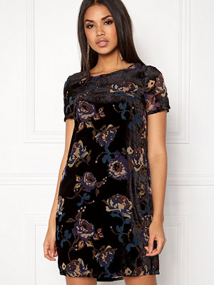 Vero Moda Fiona S/S Short Dress Black Comb 2
