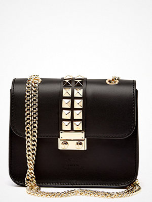 LYDC London svart axelväska Crossbody Bag Black