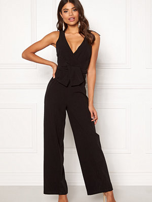 Jumpsuits & playsuits - Chiara Forthi Angelina Jumpsuit Black
