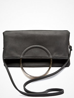 Pieces svart axelväska Allison Cross Body Black