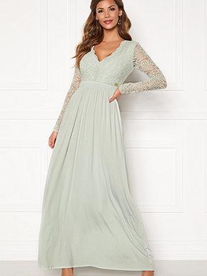Chiara Forthi Wendolyn gown Dusty green