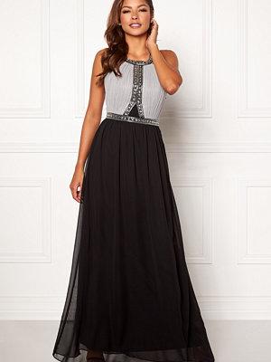 Chiara Forthi Anastasia embellished gown Black / Grey