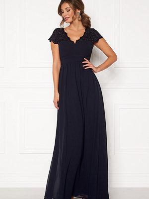 Festklänningar - Chiara Forthi Leighann Gown Dark blue