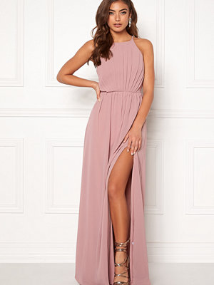 Make Way Vania maxi dress Old rose