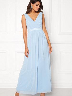 Chiara Forthi Madelaide gown Light blue