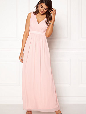 Chiara Forthi Madelaide gown Light pink