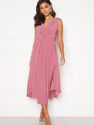 Chiara Forthi Valeria Dress Dark pink