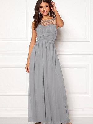 Little Mistress Anna Pearl Dress Grey