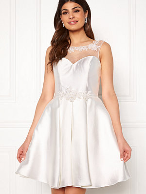 Susanna Rivieri Embroidered Dream Dress Ivory