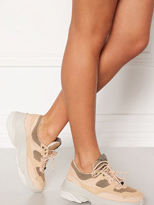 Selected Femme Gavina Trainer Shoes Nude