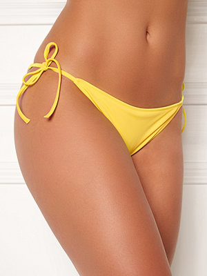 Calvin Klein Cheeky String Side Bikini ZP0 Celandine