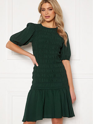 Y.a.s Smocka 2/4 Dress Pineneedle