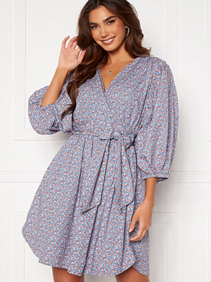 Y.a.s Tassa 3/4 Dress Parisian Blue