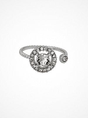 Lily and Rose Miranda Ring Crystal/silver