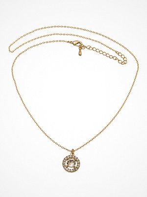 Lily and Rose halsband Miss Miranda Necklace Light Silk/Gold