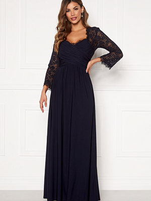 Chiara Forthi Nathalia Maxi Dress Dark blue