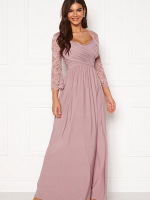 Chiara Forthi Nathalia Maxi Dress Dusty lilac