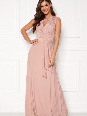 Chiara Forthi Genevra Gown Dusty pink
