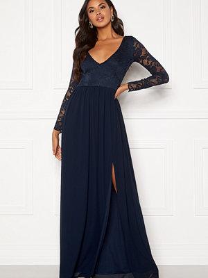 Bubbleroom Caprice prom dress  Dark blue