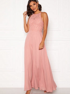 Moments New York Evelyn Lace Gown Pink