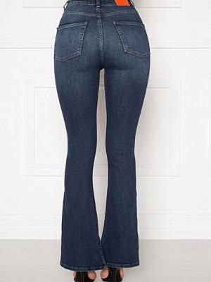 the ODENIM O-Liv Jeans 09 DK Midblue
