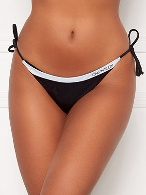 Calvin Klein String Side Tie 094 PVH Black