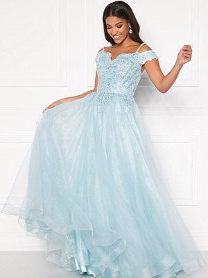 Susanna Rivieri Elsa Prom Dress Ice Blue