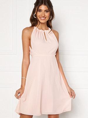 Zetterberg Couture Safira Short Dress Rose opal