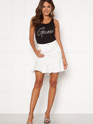 Guess Bloom Skirt JUWH Jungle White