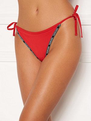 Calvin Klein String Side Tie XMK Rustic Red