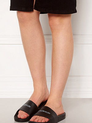 Calvin Klein Slide Sandals BEH Pvh Black