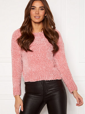 Only Shilla L/S Pullover Knit Blush