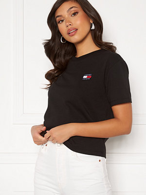 Tommy Jeans Tommy Badge Tee BDS Black