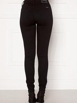 Jeans - Calvin Klein Jeans CKJ 010 High Rise Skinny 1BY ZZ003 Black