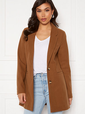 Vero Moda Dafnejaney Jacket GA Tabacco Brown