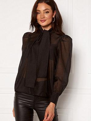 Vero Moda Briana L/S Shirt Black