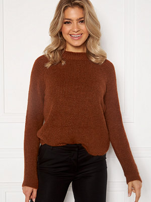 Only Jade L/S Pullover Ginger Bread