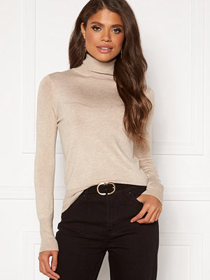 Only Venice L/S Rollneck Pullover KNT Whitecap Gray