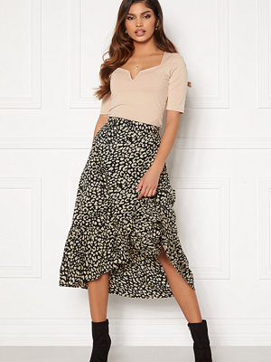 Happy Holly Michelle skirt Black / Beige
