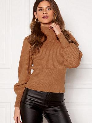 Object Nola L/S Knit Pullover Chipmunk
