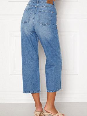 Happy Holly Pamela wide leg culotte jeans Medium denim