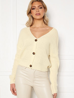 Vero Moda Lea LS V-Neck Cardigan Birch