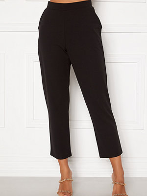Bubbleroom svarta byxor Bella trousers  Black