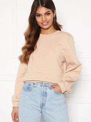 Bubbleroom Nilea sweatshirt  Beige