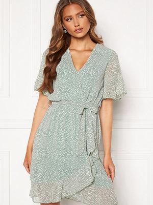 Sisters Point New Greto Dress 301 L.Green/Leo