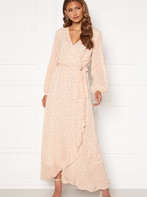 Sisters Point Gush Dress 117 Cream/Rose Flowe
