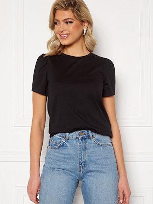 Vila Dreamers Puff T-Shirt Black