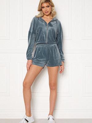 Only Laya Shorts Blue Mirage