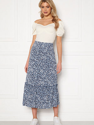 Only Pella Skirt Jrs Vintage Indigo/Flora