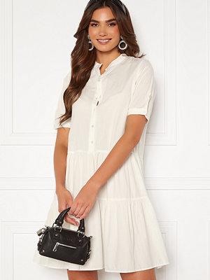 Vero Moda Delta 2/4 Dress Snow White